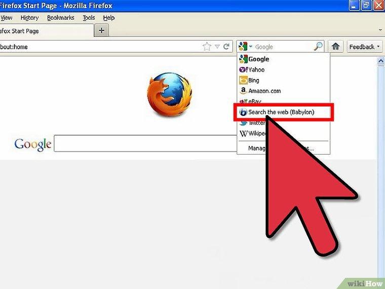 حذف FoxTab PDF Creator