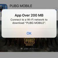 نحوه دانلود برنامه های بیش از ۲۰۰ مگابایت از App Store ( در iOS 12 و نسخه های قدیمی تر )