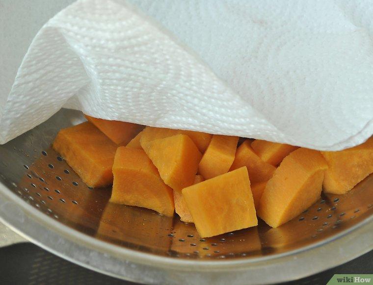 خوراک سیب زمینی شیرین