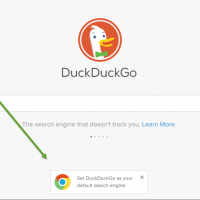چگونه DuckDuckGo را به عنوان مرورگر پیش فرض تنظیم کنیم؟
