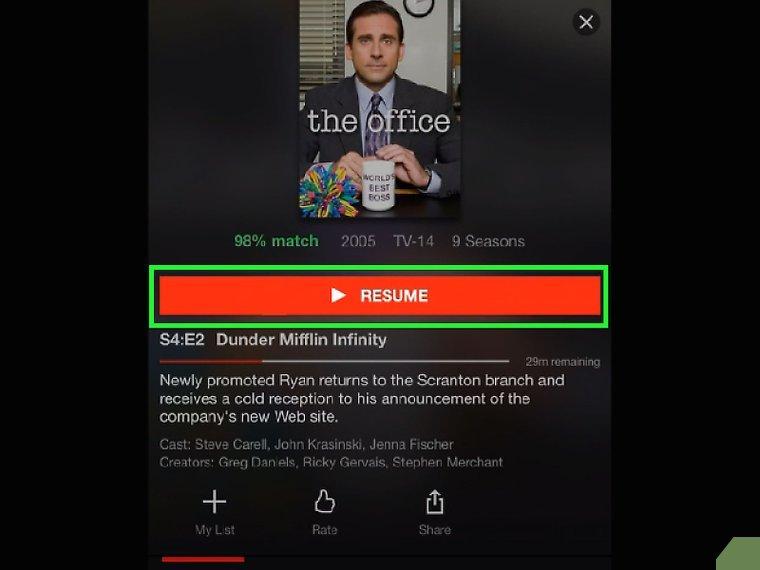 چگونه در Netflix زیر نویس را فعال کنیم ( از طریق آیفون یا آیپد )
