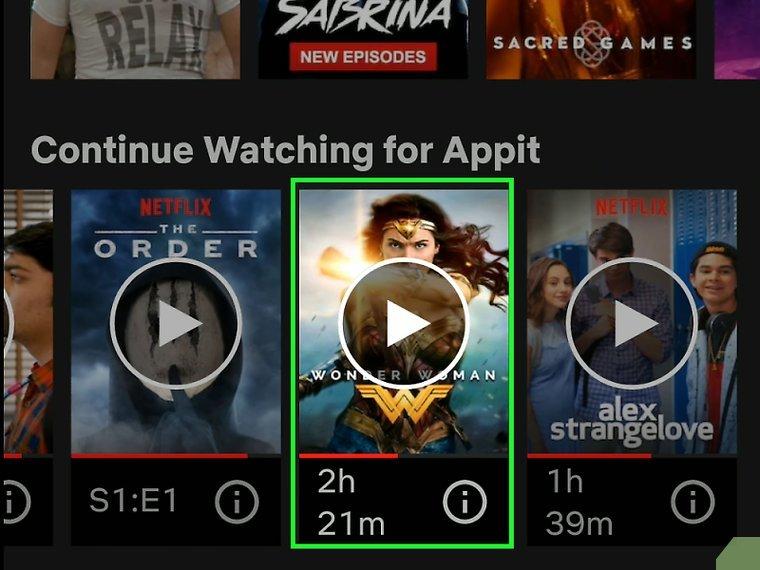چگونه در Netflix زیر نویس را فعال کنیم ( از طریق Android)