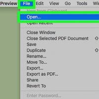 نحوه کاهش سایز فایل PDF در سیستم مکینتاش