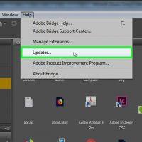 نحوه باز کردن چندین عکس به عنوان لایه جدید در فتوشاپ (با استفاده از Bridge)