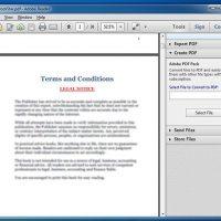 چگونه در Adobe Reader از یک جزوه پرینت بگیریم