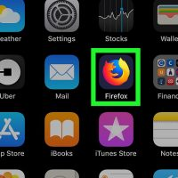 نحوه پاک کردن حافظه پنهان مرورگر Firefox در موبایل