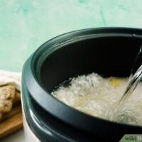 طرز تهیه برنج زنجبیلی در پلوپز